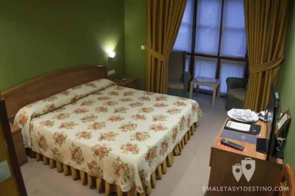 Gran Hotel Rural Cela - habitación