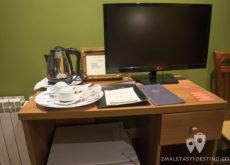 Gran Hotel Rural Cela - habitación detalle