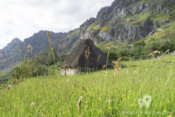 Lagos del Valle - Somiedo - Teito
