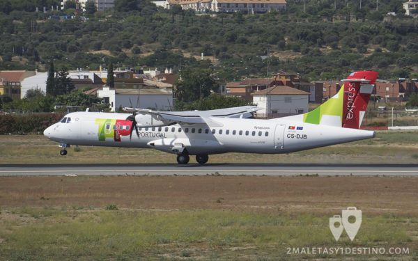 ATR 72-600 (CS-DJB) TAP Portugal Express