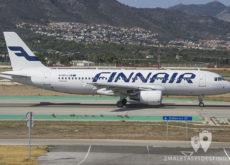 Airbus A320-214 (OH-LXB) Finnair