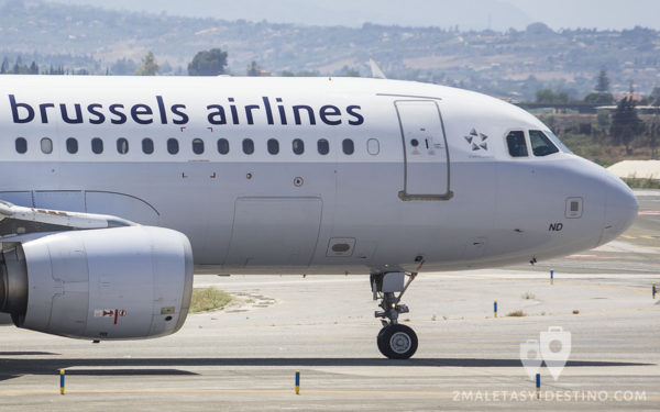 Airbus A320-214 (OO-SND) Brussels Airlines