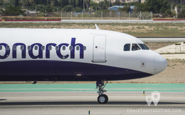 Airbus A321-231 (G-ZBAG) Monarch Airlines