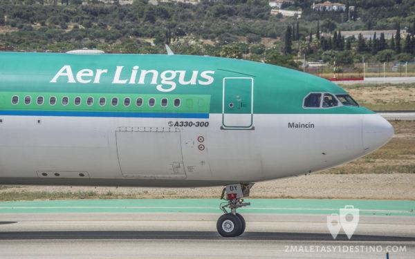 Airbus A330-302 (EI-EDY) Aer Lingus