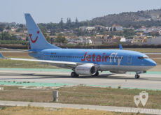 Boeing 737-7K5 (OO-JAR) Jetairfly