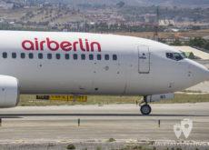 Boeing 737-86J (D-ABBD) Air Berlin cabina