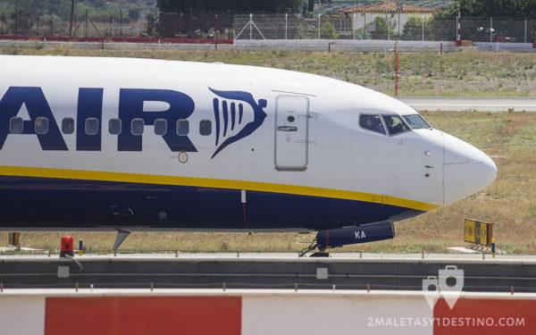 Boeing 737-8AS (EI-EKA) Ryanair