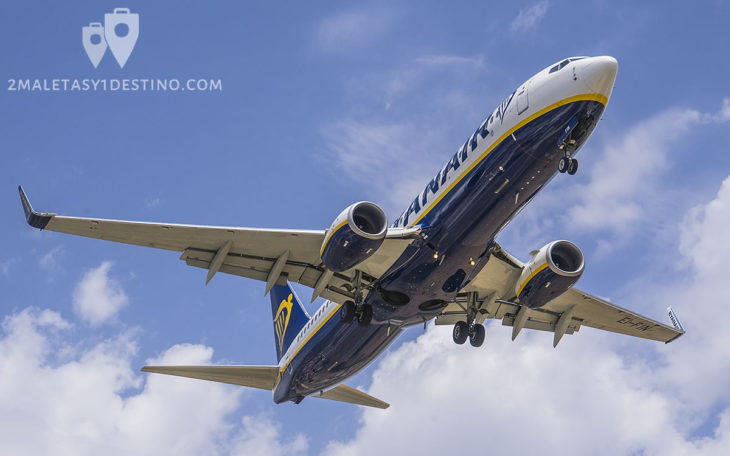 Boeing 737-8AS (EI-FIN) Ryanair