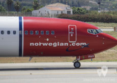 Boeing 737-8JP (EI-FHY) Norwegian Air