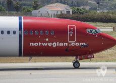Boeing 737-8JP (EI-FHY) Norwegian Air