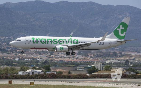 Boeing 737-8K2 (F-GZHD) Transavia