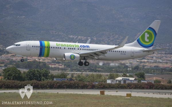 Boeing 737-8K2 (PH-HSI) Transavia