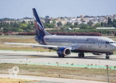 Boeing 737-8LJ (VQ-BWA) Aeroflot Russian Airlines 1