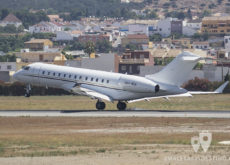 Bombardier Global Express-BD-700-1A10 (9H-IRA) Emperor Aviation