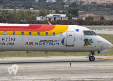 Canadair CRJ-900 (EC-JTX) Air Nostrum