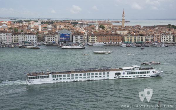 Crucero por las islas de Venecia