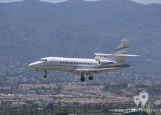 Dassault Falcon-900EX (EC-HOB) Executive Airlines