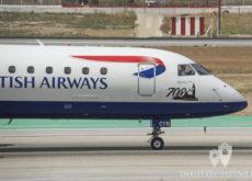 Embraer E190-100LR (G-LCYN) BA CityFlyer