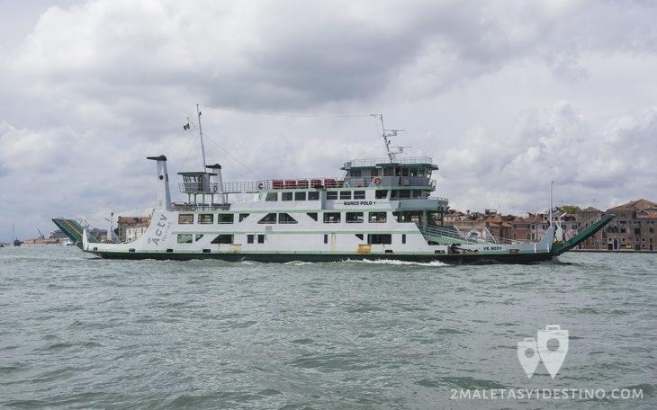 Ferri Marco Polo 1 VE 8031 Venecia ACTV