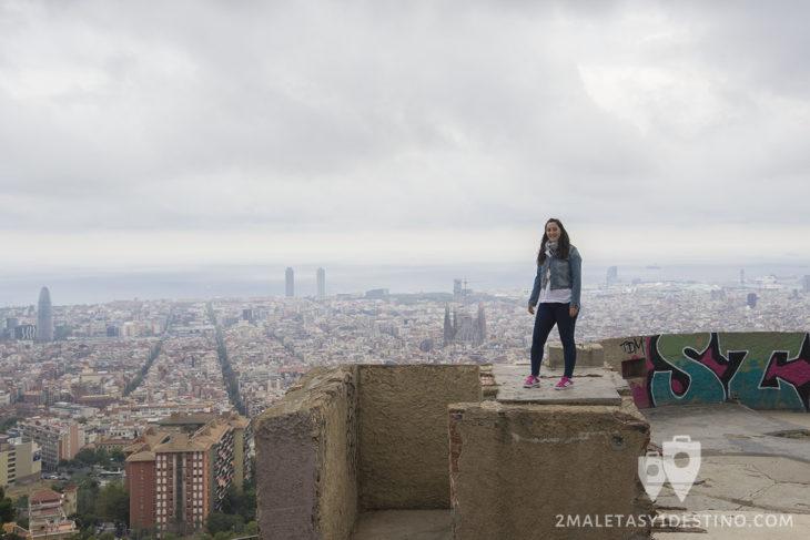 bunkers-del-carmel-turo-de-la-rovira-barcelona-vistas