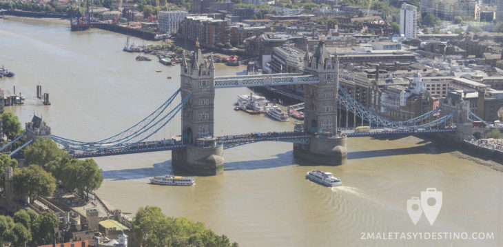London Bridge (vista aérea)