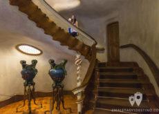 Casa Batlló - Escalinata