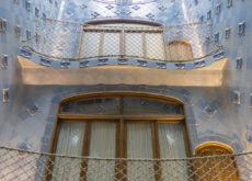 Casa Batlló - Ventanales interiores