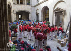 Fiestas de la Mercé - Las colles se preparan