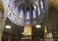 Monasterio de Pedralbes - Iglesia