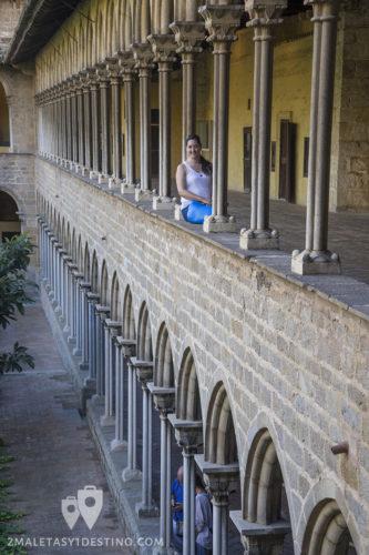 Monasterio de Pedralbes - Vanina