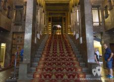 Palau Güell - Escalinata