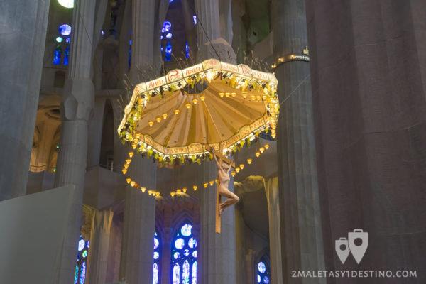 Sagrada Familia - Altar