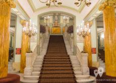 Teatro Liceo - Escalinata