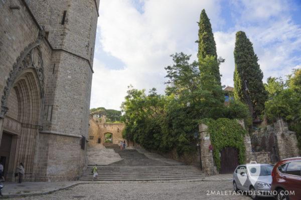 Monasterio de Pedralbes - Un edén en Barcelona
