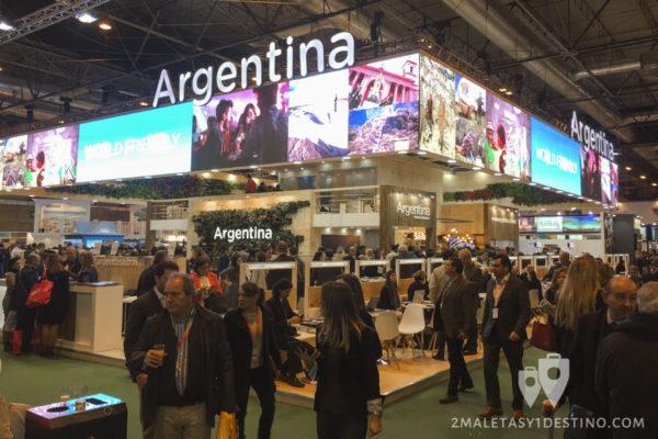 Estand Argentina FITUR 2017