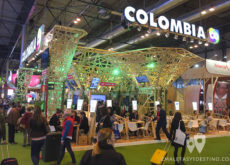 Estand Colombia Fitur 2017