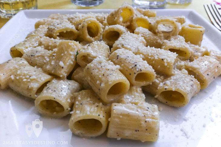 Pasta Amatriciana - 433