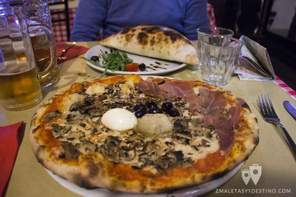 Pizzas Roma