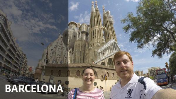 Escapada urbana Barcelona fin de semana