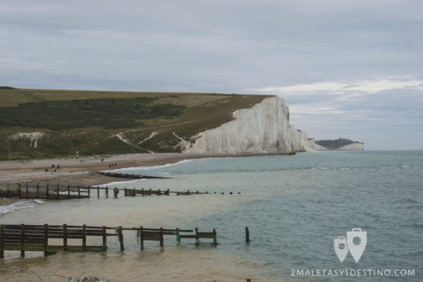 Playa Cuckmere Haven