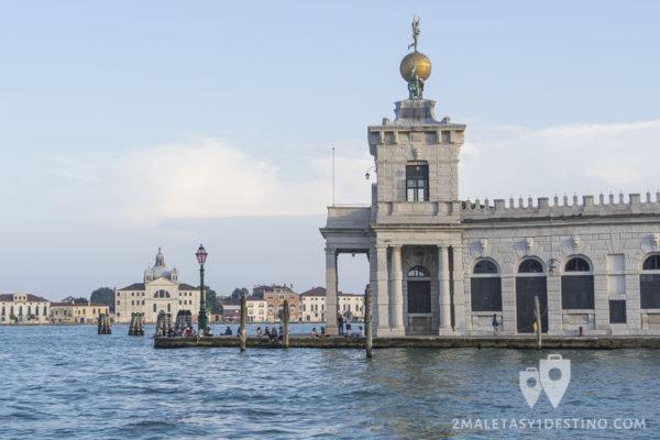 Fondamenta Salute en Venecia