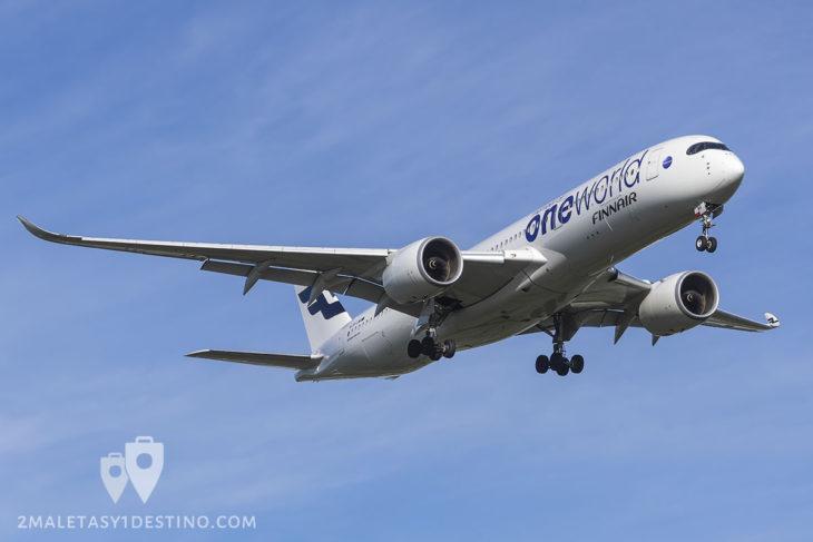 Airbus A350-941 (OH-LWB) Finnair