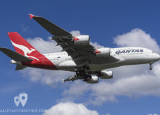 Airbus A380-841 (VH-OQG) Qantas Airways