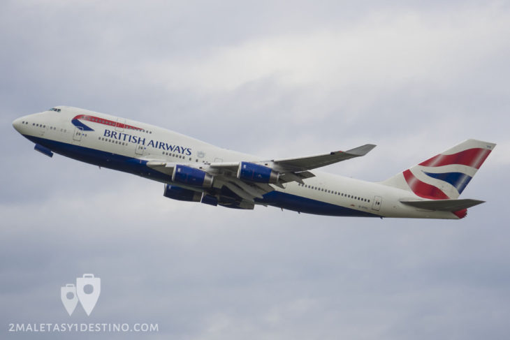 Boeing 747-436 (G-CIVU) British Airways