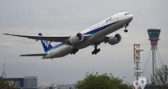 Boeing 777-381(ER) (JA784A) All Nippon Airways
