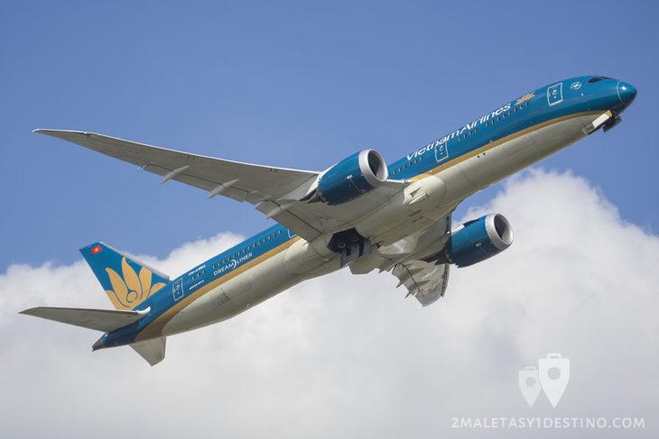 Boeing 787-9 (VN-A863) Vietnam Airlines