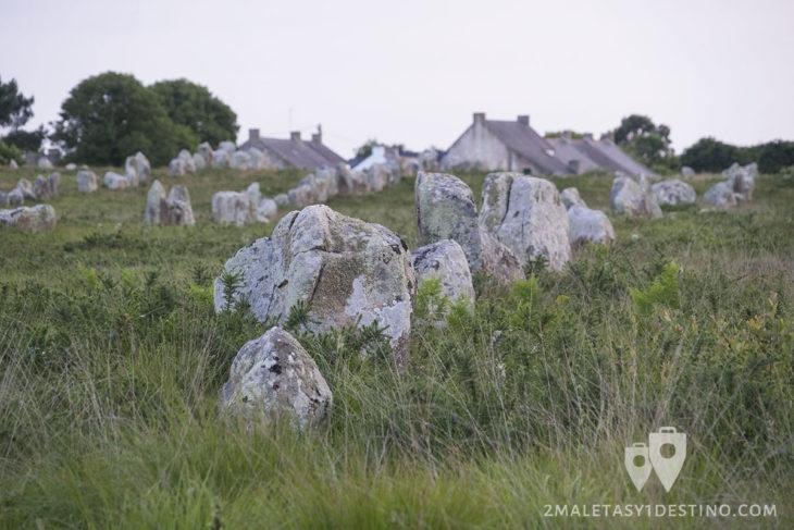 Alineamientos de Carnac - Francia