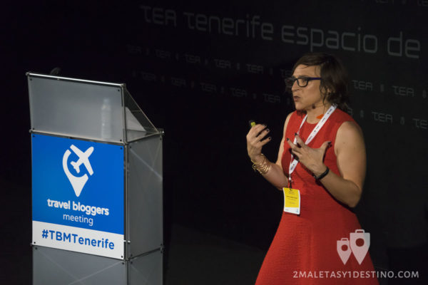 Anita Ideas, story teling en el TBM Tenerife