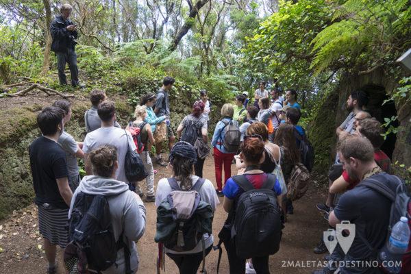 Bloggers de viajes en el Parque Rural de Anaga