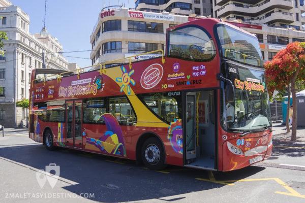 Bus Turístico de Santa Cruz City (Sightseeing)